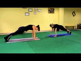 Упражнения для похудения - быстрый способ похудеть