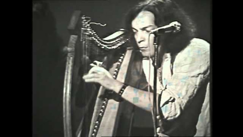 Alan Stivell en Concert - 1972 - Suite Irlandaise / The King of the fairies