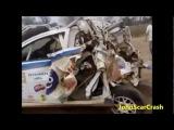 Epic BIG Rally Crash Ever  Ужасные аварии на ралли Жесть