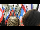 на день России. в Крыму Симферополь. 12 июня 2015 4 часть