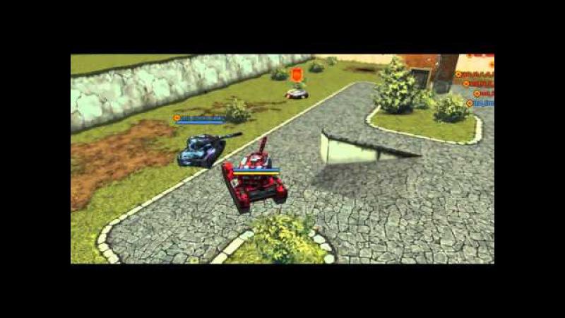 |Tanki Online|Speed battle 1| |Test server|
