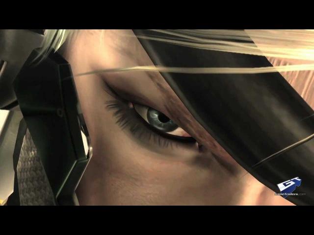 VGA 2011: Metal Gear Rising: Revengeance Exclusive Trailer