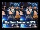 The BEST DANCER in BTS [Bangtan Boys]