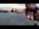 Female Lingerie Way Skydive Naiste Pesu Kujund