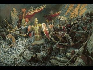 Классный фильм! Гардарики - История древней Руси.  Сражения и Битвы славянских богов.