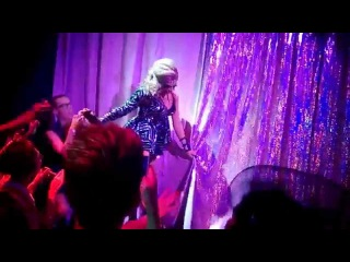 Alyssa Edwards & Shangela Laquifa - Gay Pride Toronto at Fly Nightclub 28-06-2013