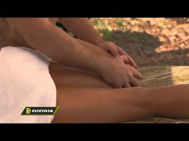 Школа массажного искусства ESTETISTA - 4. Хиромассаж тела