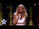 Watch Alesha Dixon perform her new single Semi-Final 4 Britain's Got Talent 2015