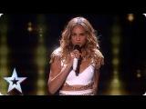 Watch Alesha Dixon perform her new single Semi-Final 4 Britain's Got Talent 2015