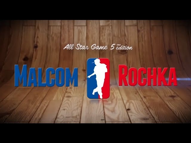 MALCOM vs ROCHKA | I love this dance all star game 2013