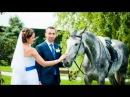 Свадебные фото Иры и Юры слайдшоу