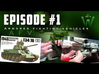 Tutorial: Tamiya T34/76 Russian Medium Tank Diorama by Carlos Costa   Warfare in Scale
