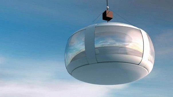 воздушный шар для полетов в космос если вы всей душой мечтаете увидеть мир из космоса, но пугает мысль о ракете и колоссальных перегрузках астронавтов из-за гравитационных сил – вам повезло!