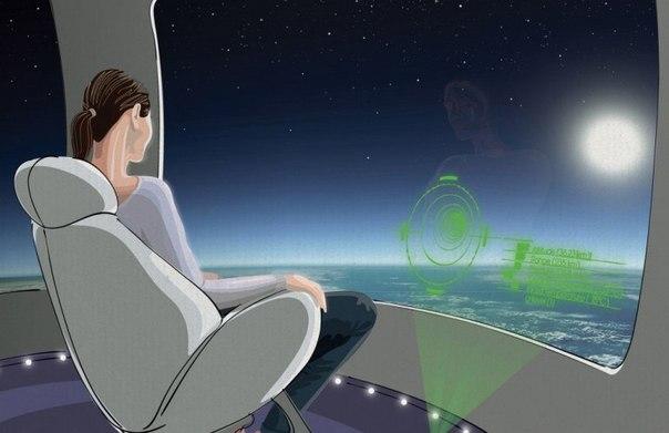 Воздушный шар для полетов в космос