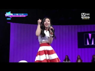 [SIXTEEN] Episode 3 Highlights: Santa Tell Me - Nayeon