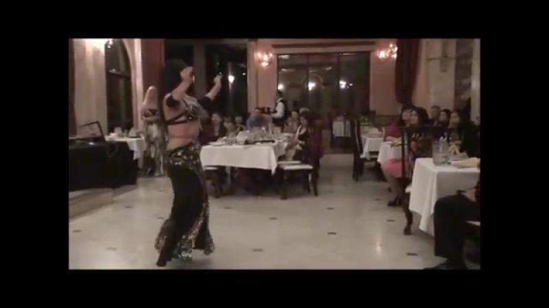 Sandra Harir Golden Nights Tab Wana Maly Safaa Farid تاب وأنا مالي