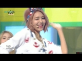 [perf] SNSD - Party @ Music Bank 150710