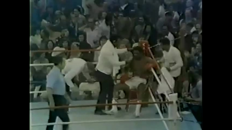 George Foreman vs Ron Lyle 24 01 1976г Gera Kach