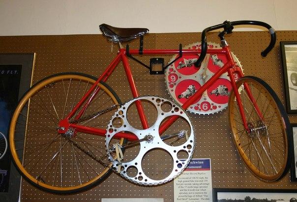 Как сделать звезду на велосипед 956