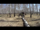 yamaha tricker Vs дерево