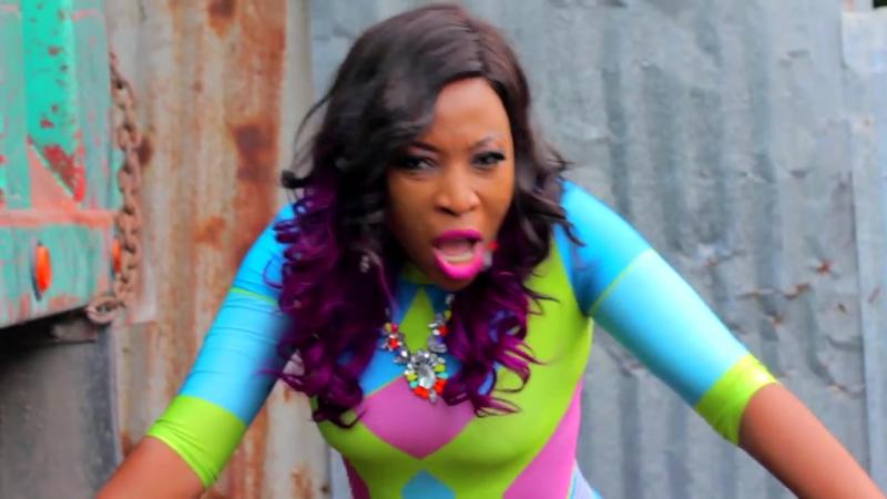 Macka Diamond Mosquita One HD 2015 Ямайка Dancehall Хит Бомба