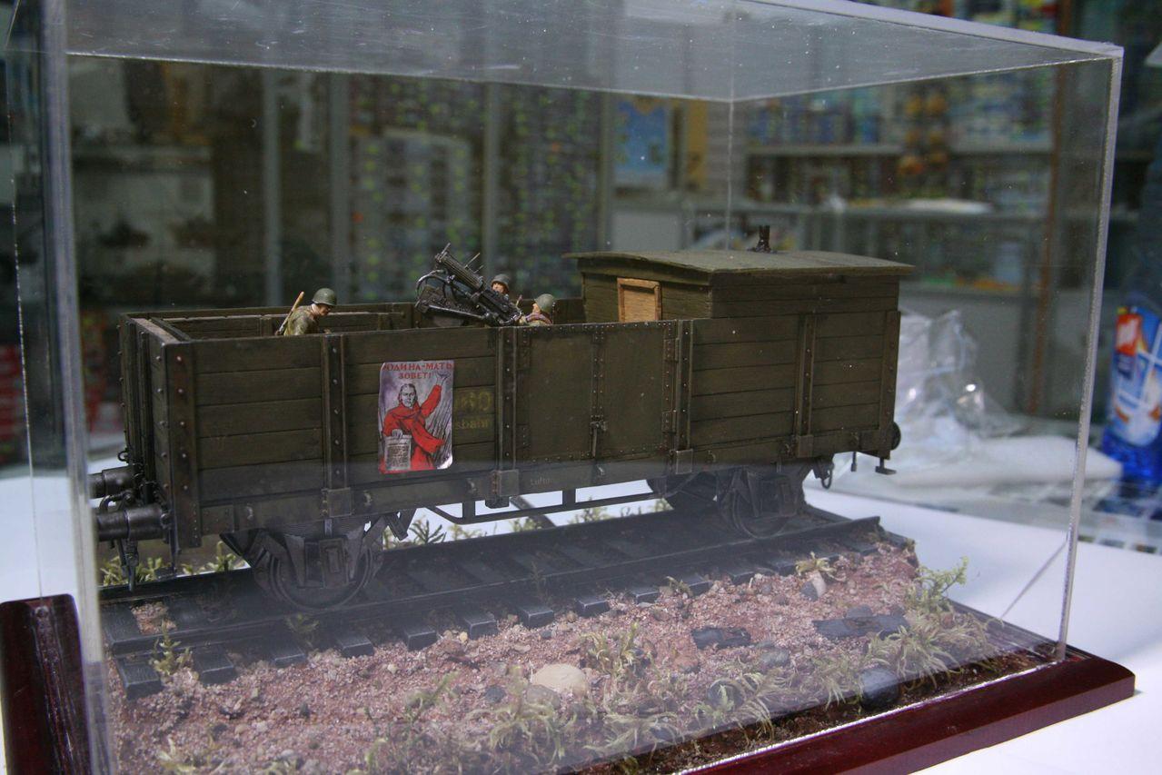 вагон ЗУ с тепловкой Ymx-GPKyJ78