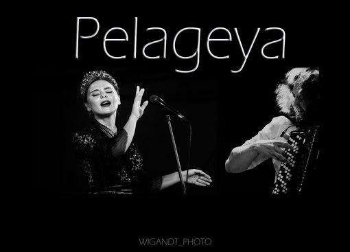 пелагея не для: