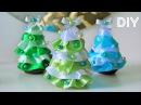 Елочки для украшения Праздничного стола / Simple Christmas Trees / DIY ✿ NataliDoma