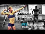 Mikaela Norman - professional crossfit trainer - Female Fitness Motivation