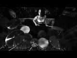 Russian Girl Drummer