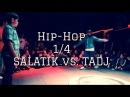 LRC BIELORUSSIE - 1\4 final HIP-HOP - TADJ vs. SALATIK