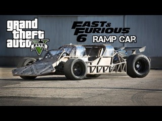 Gta 5 | Fast and furious 6 Ramp Car | Car Build - Full HD