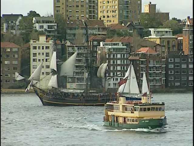 Австралия. Золотой глобус -11
