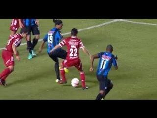 Ronaldinho Amazing Skill || Queretaro vs Tijuana 2015 Liga Mx - Queretaro vs Xolos 2015 HD