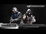 CrossFire Китай Персонаж : Скорпион