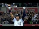 Derek Jeter's Game Winning Hit in Last At-Bat at Yankee Stadium