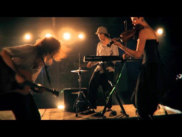 Электросвинг. Танцуют все! The Electric Swing Circus - The Penniless Optimist