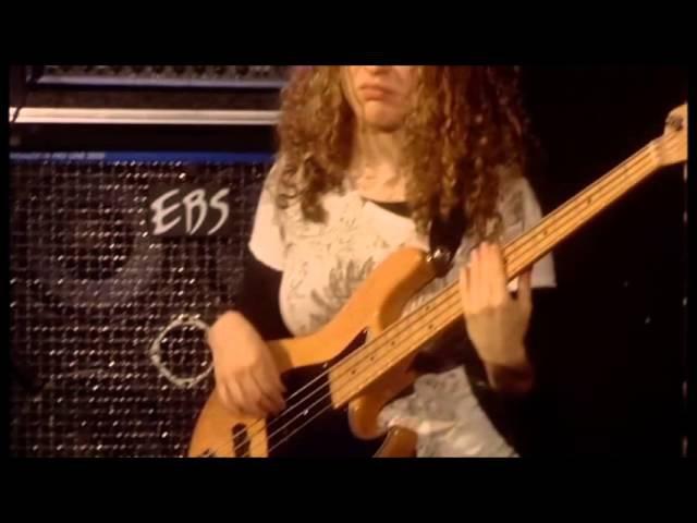 The Guitar Gods - Jeff Beck w Tal Wilkenfeld - Goodbye Porkpie Hat - Brush With the Blues