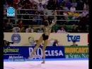 Irina Tchachina Rope 2001 WC Madrid