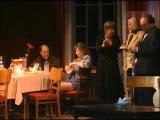 АНДРЕЙ МЯГКОВ - Мишин юбилей (1994, спектакль МХТ им. Чехова, 1-я часть) ОКОЛОТЕАТР