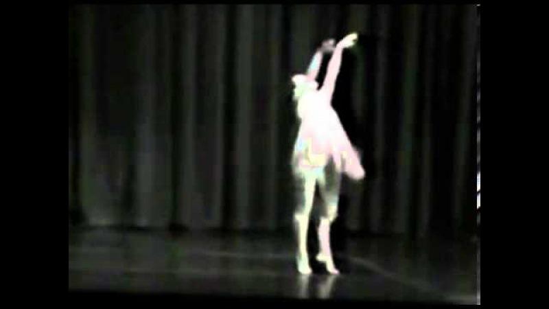 Читает Сергей Есенин, танцует Айседора Дункан