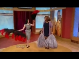 Delight Moment - Dita Von Teese interview on Wendy Williams show