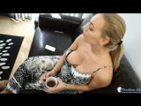 Hayley Marie Coppin Cant Wait To Get Out Downblouse Jerk HD