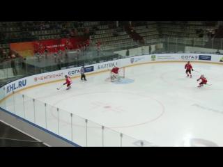 Dinamo Riga @ Metallurg Nk 4-1 - Металлург Нк - Динамо Рига 1-4