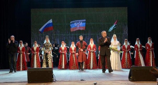 День спасателя в Донецке