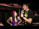 Pornhub TV Joanna Angel Interview at e XXXotica 2014 Atlantic City