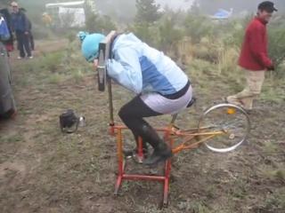 The Spank Bike