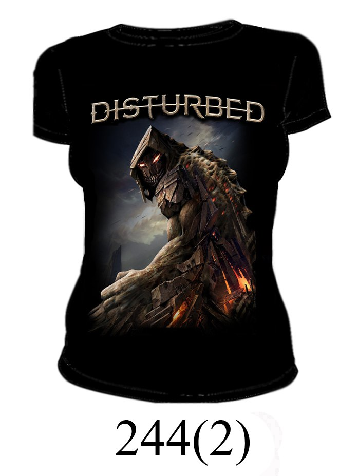 Футболка Disturbed (женская)