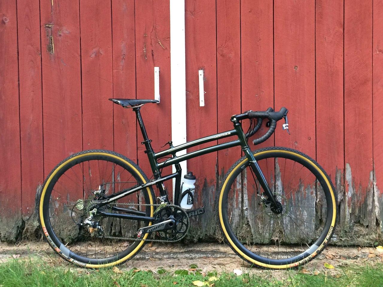 FIT gravel bike, Boston MA