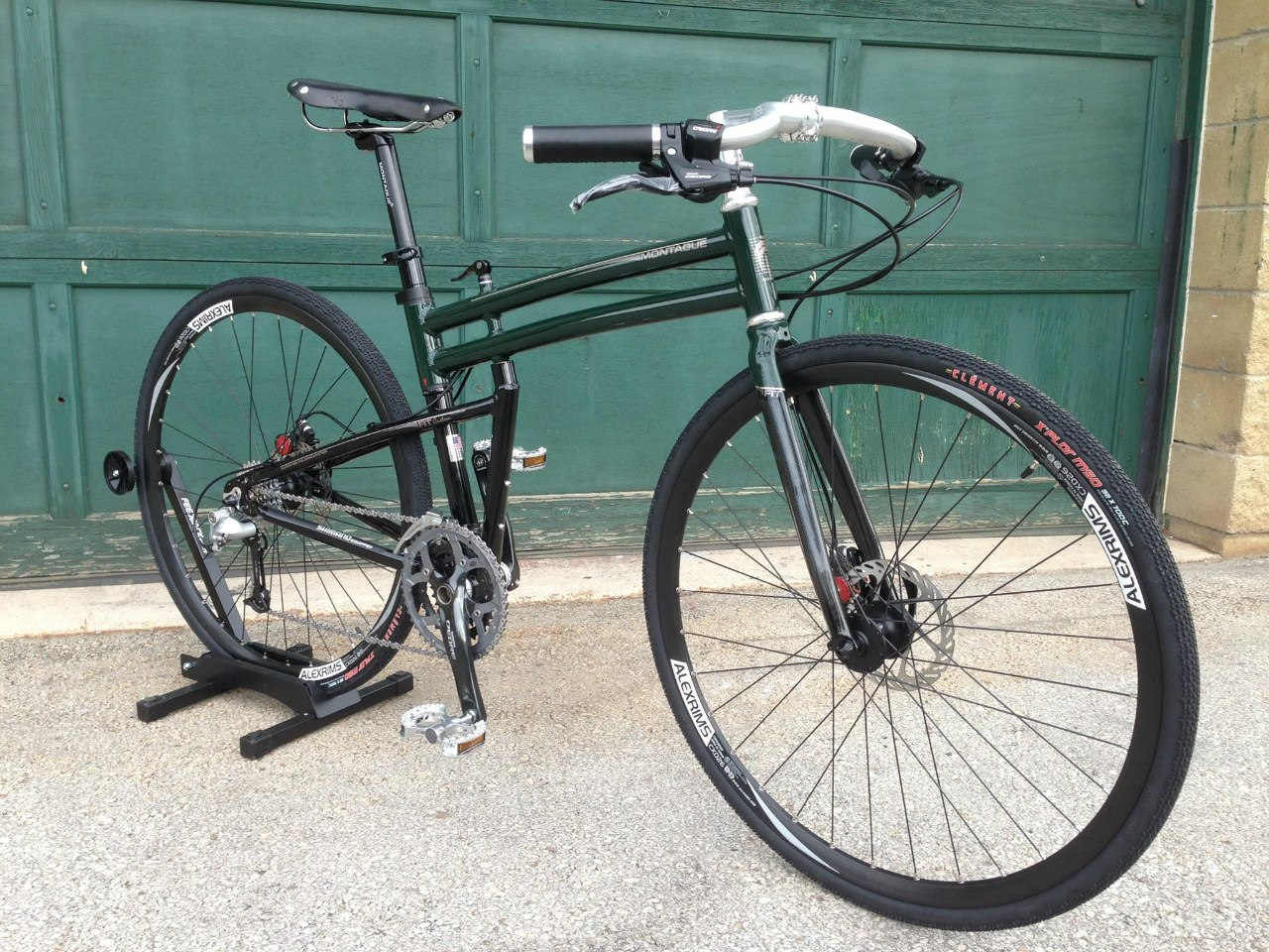 FIT gravel racer by Beagle Bicycle Co., Burlington, ON